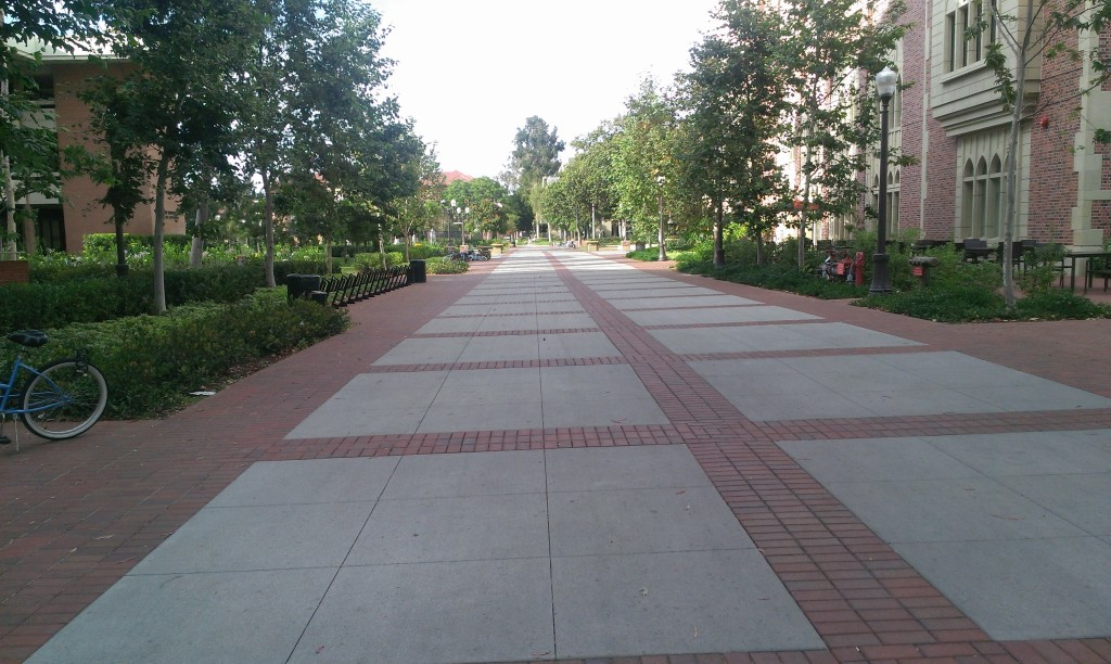 Watt Way at Wallis Annenberg Hall