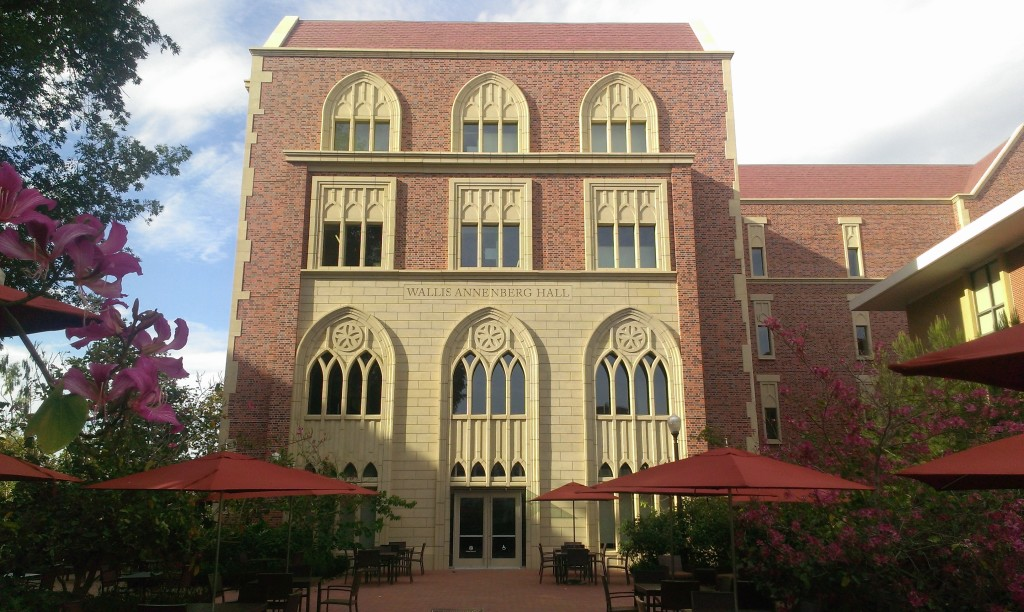 Wallis Annenberg Hall