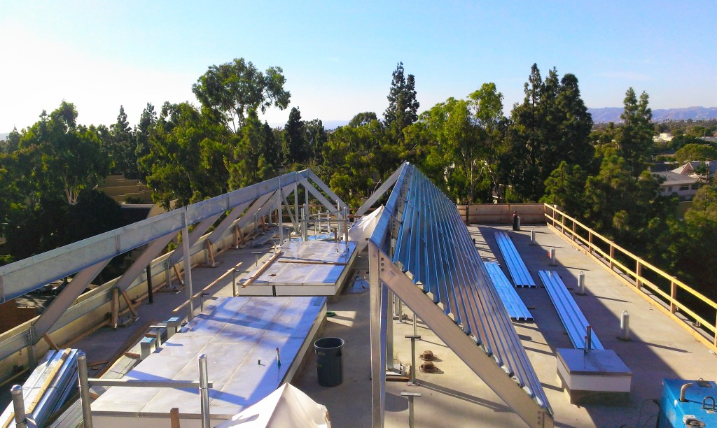 USC Village Construction – October 2015 – Cello Expressions Photography