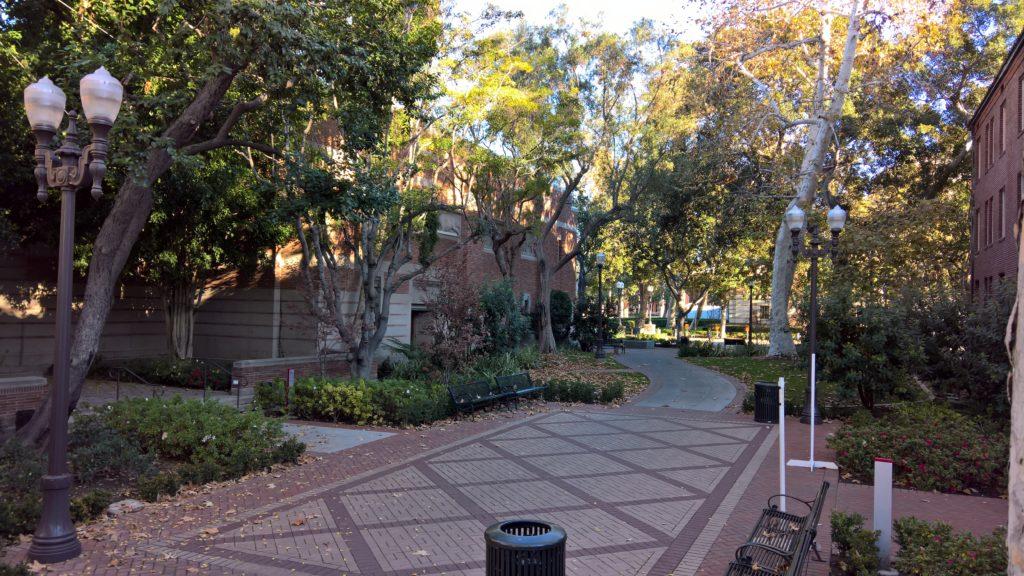 University Of Southern California University Park Campus
