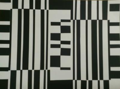 "figure/ground in paper, 18x24"""